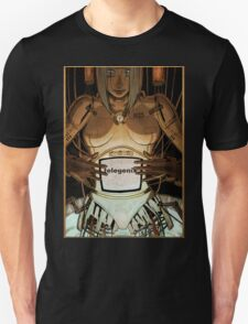 Tee-Vee from telegenix (v2) Unisex T-Shirt