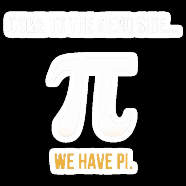 We Have Pi. by Shahram Saadat