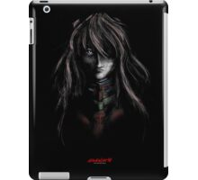 Asuka Evangelion Anime Tra Digital Painting  iPad Case/Skin
