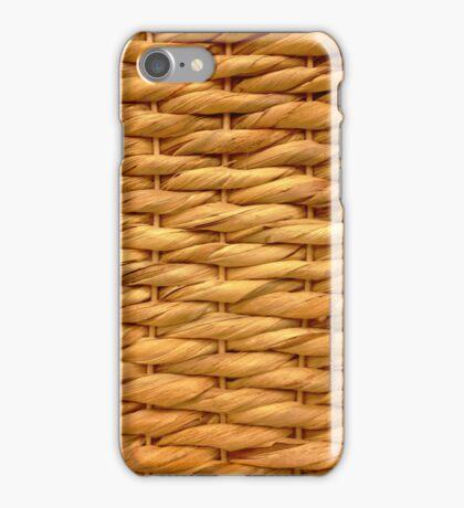 Basket Weave iPhone Case/Skin