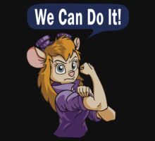 We Can Do It One Piece - Short Sleeve