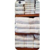 White Towels iPhone Case/Skin