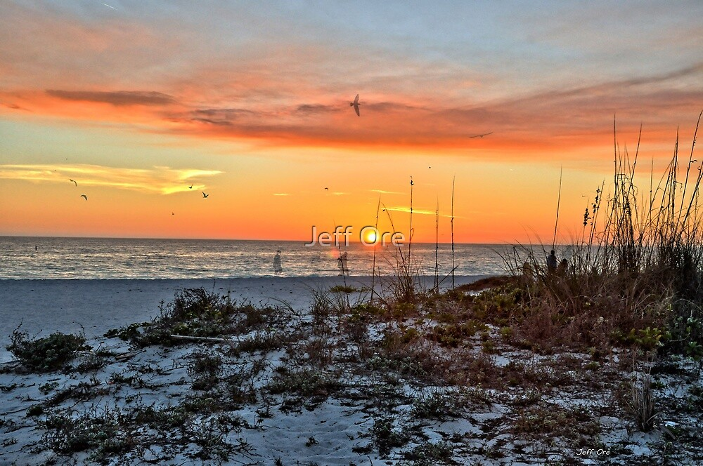 Ghost at Sunset (HDR) by Jeff Ore