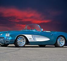 1959 Corvette Roadster by DaveKoontz
