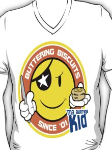 Th3AverageKid Buttering Biscuits Since '01 T-Shirt