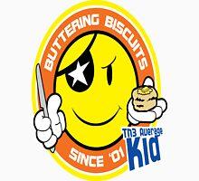 Th3AverageKid Buttering Biscuits Since '01 Unisex T-Shirt