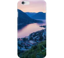 Pink Bay - Travel Photography iPhone Case/Skin