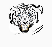 Vector Blue-Eyed Tiger  Unisex T-Shirt