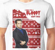 HTGAWM - Bloody good Christmas [Asher] Unisex T-Shirt