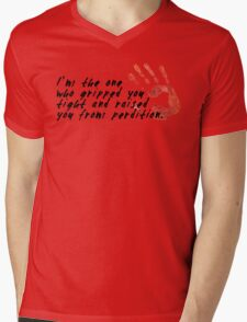 SUPERNATURAL - Gripped you tight Mens V-Neck T-Shirt