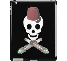 DOCTOR WHO - Fez and Cross Sonics iPad Case/Skin