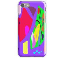 Cities Road Waterway Eccentric Calmness Blessing iPhone Case/Skin