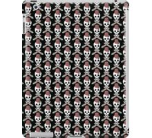 DOCTOR WHO - Fez and Cross Sonics (Tiled) iPad Case/Skin