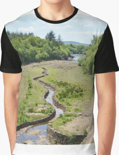 tranquil Graphic T-Shirt