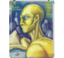Cool Crucifixion iPad Case/Skin
