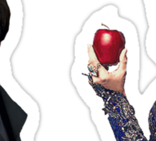 Regina Mills/The Evil Queen Sticker