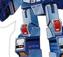 Soundwave Reporting Sticker