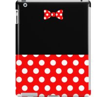 DISNEY - Minnie Mouse iPad Case/Skin
