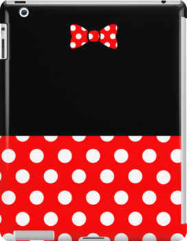 DISNEY - Minnie Mouse by HECoulson