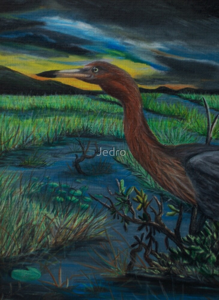 Lonely Way Station by Jedro