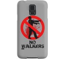 No Walkers Samsung Galaxy Case/Skin