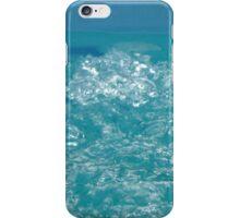 Churning Blue iPhone Case/Skin