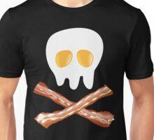 Tasty Skull & Bones Unisex T-Shirt