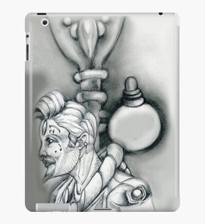 21st Century Man iPad Case/Skin