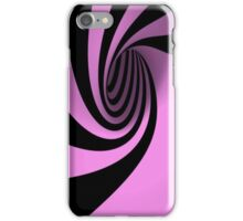 Purple Swirl iPhone Case/Skin