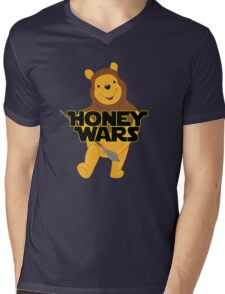 Honey Wars Mens V-Neck T-Shirt