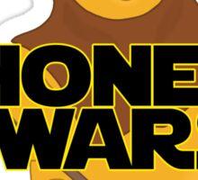 Honey Wars Sticker