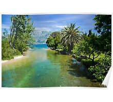 Deserted Paradise - Travel Photography Poster