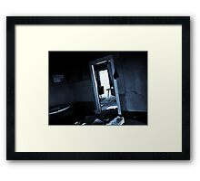Addiction Series #3 Framed Print