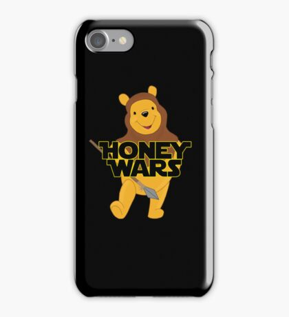 Honey Wars iPhone Case/Skin