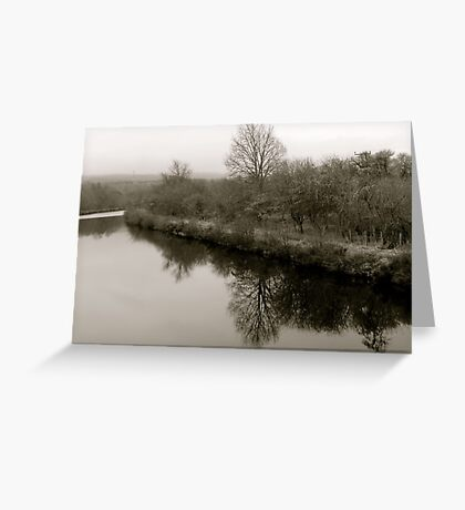 Loch Ness Reflections | Scotland Greeting Card
