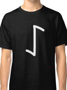 Iwaz – rune of protection, endurance, an enlightenment, shaman travel Classic T-Shirt