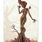 Dryad by Brent Woodside