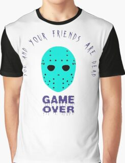 Friday the 13th Graphic T-Shirt