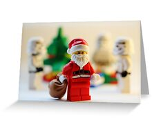 Have yourself a stormie little Christmas Greeting Card