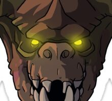 Deathclaw Head Sticker