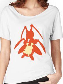 PKMN Silhouette - Kricketot Family Women's Relaxed Fit T-Shirt