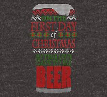 Beer Christmas Sweater Unisex T-Shirt
