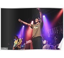 Joe Taylor of Knuckle Puck Poster