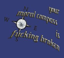 moral compass by vampvamp