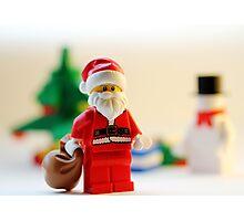 Santa Photographic Print
