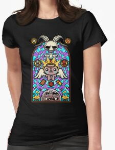 The Binding Womens Fitted T-Shirt