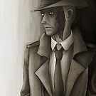 nick valentine by legendaryarmor