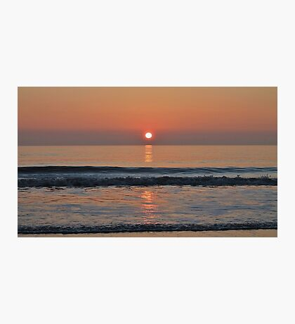 Sunset Cumbria Photographic Print