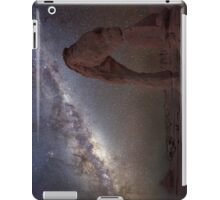 The night sky at Delicate Arch iPad Case iPad Case/Skin