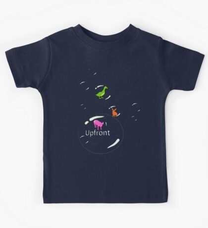 Bubbly Personality Kids Tee